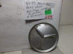 1984-1993 Mercedes-Benz wheel center cap  201-401-0225  hub cap cover -2378 #mercedesbenz