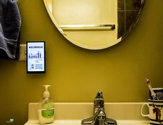 This Well-Designed Display Will Tell You Exactly How Much Water You're Using