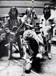 Led Zeppelin - another fantastic band I can never get enough of