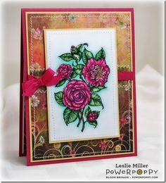 Leslie Miller - Running with Scissors December 2014 Digital Release - Day Two Camellias
