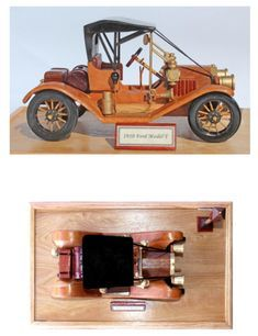 1910 Ford Model T Woodworking Pattern. Woodworking Articles, Woodworking Courses, Antique Woodworking Tools, Woodworking School, Beginner Woodworking Projects, Learn Woodworking, Woodworking Patterns, Popular Woodworking, Woodworking Furniture