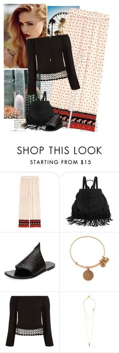 """""""Cactus lilies"""" by daydreamer20-1 ❤ liked on Polyvore featuring H&M, Tomas Maier, Alex and Ani and Jorge Morales"""