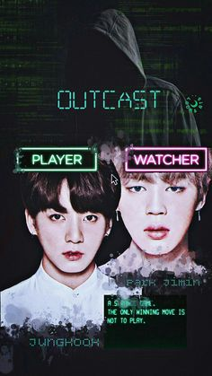BTS // Outcast ♡♡♡ Cr. Locks BTS