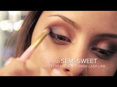 Sweet & Sexy Valentine's Day Look: How-to Using Too Faced's Chocolate Bar Palette - YouTube