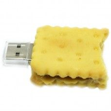 16GB Biscuit Shaped USB Flash Drive