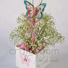 πεταλούδες Glass Vase, Bloom, Butterfly, Baby Shower, Aurora, Home Decor, Babyshower, Decoration Home, Room Decor