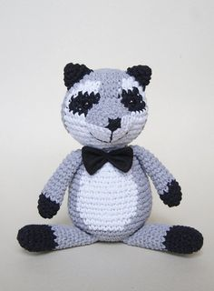 Guaxinim Arlindo - yarn