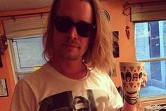 Macaulay Culkin tweeted a picture of himself wearing a t-shirt with a picture of Ryan Gosling wearing a t-shirt with a picture of Macaulay Culkin on it. | 2nd Acts | Happy Place