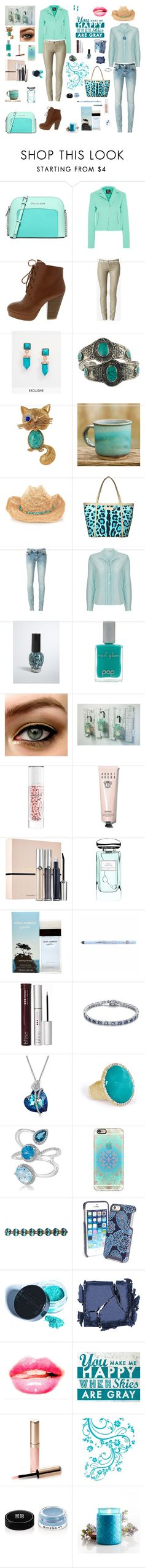 """""""always nice"""" by keyrisha ❤ liked on Polyvore featuring Michael Kors, McQ by Alexander McQueen, From St Xavier, Rock 'N Rose, Van Cleef & Arpels, NOVICA, Melissa Odabash, Dolce&Gabbana, Philipp Plein and Eastex"""