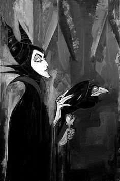 Disney Villain - Sleeping Beauty