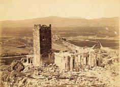 Acropolis-1854_b-700x513 Attica Athens, Athens Greece, Greece Pictures, Parthenon, Ancient Greece, Historical Photos, Old Photos, Monument Valley, Egypt