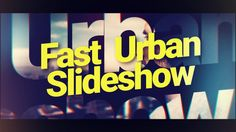 Fast Urban Slideshow by FECreativeStudio Hello! Here¡¯s my new project Fast Urban Slideshow! PROJECT FEATURES Fast Render Easy to use After Effects CS5.5 and above Video tutorial included No plugins requiredResolution 1920*1080 23 Media Placeholders 32 Unique Text Placeholders 1 Logo Placeholders Free Font Music Here