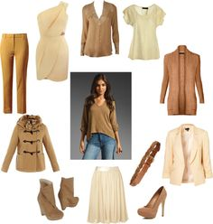 """""""basic colors for springs"""" by sabira-amira on Polyvore"""