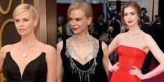 Veja uma lista das joias mais caras do mundo no tapete vermelho do Oscar dos últimos anos, usado pelas estrelas de Hollywood