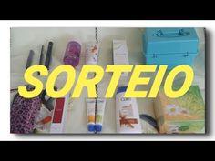 SORTEIO de produtos de beleza, make e maleta!!!! Participem!!!