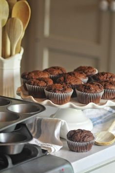 Life Lately + Recipe For Our Favorite Chocolate Muffins