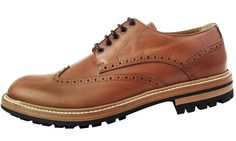 Leather Brogues from Bespoken