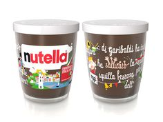 Nutella Esperienza Italia 150 on Packaging of the World - Creative Package Design Gallery