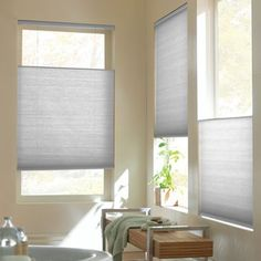 jcp home™ Top-Down Bottom-Up Cordless Cellular Shade - JCPenney, approx $42 each