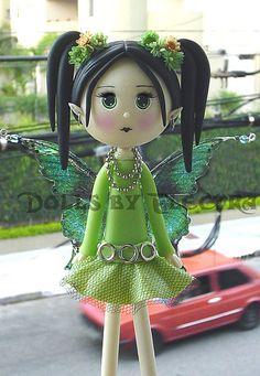Urban Fairy Doll