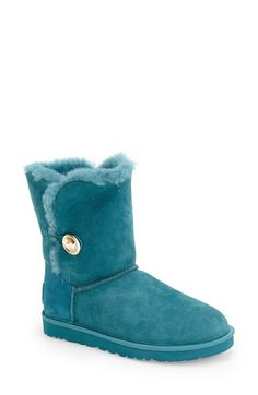 UGG® Australia 'Bailey Button - Ornate' Boot (Women) available at #Nordstrom