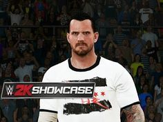 OP CENA - WWE2K15 Showcase John Cena vs CM Punk Ep.1