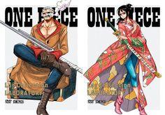 One Piece, Smoker, Tashigi