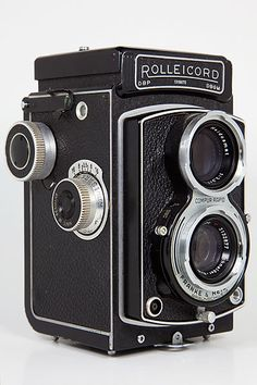Rolleicord IV - 1952/53.