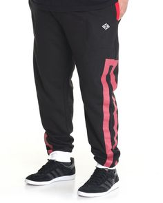 Enyce - Solid Strip Jogger