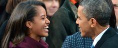 Véala: La camiseta rapera de la hija de #Obama causa sensación en #internet (+foto)