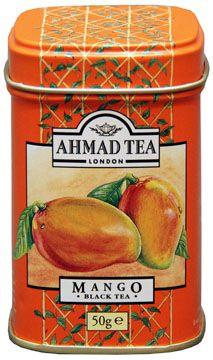 Ahmad Tea, Mango Tea, Tea Places, Farming Life, Ceylon Cinnamon, Candy Christmas Decorations, Tea Tins, Herbal Tea, Wonderful Things
