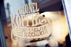 Kolonel Koffie Espressobar Antwerp
