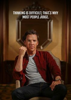 Benedict Cumberbatch for Grazia & USA Today // 2016 Martin Freeman, Sherlock Holmes, Wisdom Quotes, Life Quotes, Success Quotes, Boy Quotes, Motivation Success, Motivational Quotes, Inspirational Quotes
