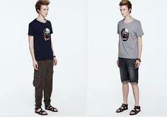 オリジナル メンズ半袖 Tシャツ トップスtシャツ メンズ 半袖の通販 RS082013234MT [RS082013234MT] - ¥2,890円 : メンズとレディースとキッズのファッション|バッグ|財布|シューズ|ジュエリー|最新人気アイテムの通販公式サイト:ROSO(ロソ)
