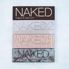 Urban Decay Naked palettes!