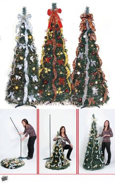 Artificial Christmas Trees 117414 3 7 Feet Prelit 60 180 Led Branch Twig Lighted Tree Cherry Blossom Flower Lamp