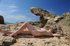 nudist nackt