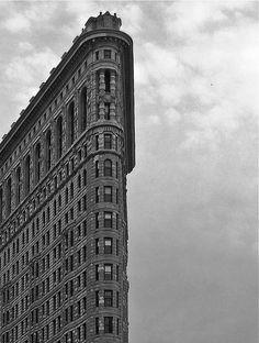 Flatiron II by Eric K. Washington, via Flickr
