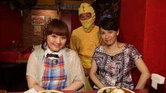 TV朝日の大人気番組 だけど食堂で 鈴木砂羽さんと柳原可奈子さんがご来店!