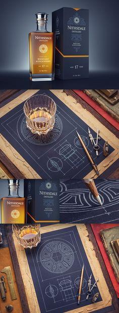 Branding & packaging: Black edition on Behance