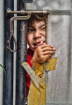 The Whimsical World of a Six Year Old - Portraits by Adrian Sommeling