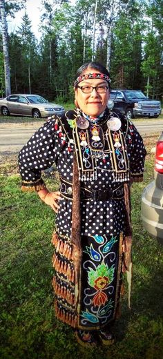 Roberta Vanwert...Rainy River First Nations Powwow June '15