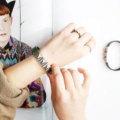 A/E/S bracelet/ acc/ jewerly/ aotd/ jotd/ fashion/ ring/