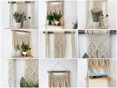 Taking materials from nature and using color styles boldly and freely is the expression of warmth and romance. This style focuses on natural fusion of colors, integrates decoration and application, and creates a comfortable, elegant and soft living environment. Living Environment, Ladder Decor, Hand Knitting, Hand Weaving, Romance, Tapestry, Shelves, Display, Elegant