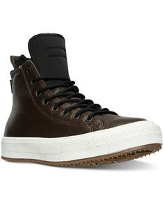 Converse Men's Chuck Taylor All Star II Hi Top Boot Casual Sneakers from Finish Line | macys.com