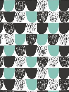 Sokeri (sugar in Finnish) fabric from Kauniste. Design by Hanna Konola