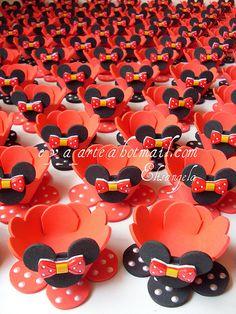 forminha para docinho Minnie | Flickr - Photo Sharing!