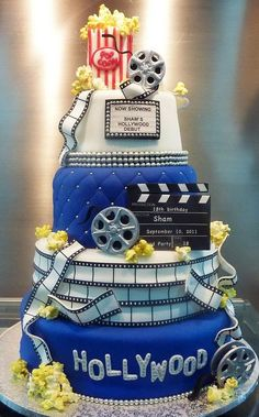 Hollywood Cake | Flickr - Photo Sharing!
