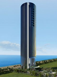 Car elevators in Porsche's Miami tower will let billionaires drive into their apartments