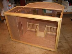 One example of the many custom roomboxes created at www.scalecreations1.com